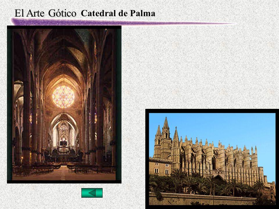 El Arte Gótico Catedral de Palma