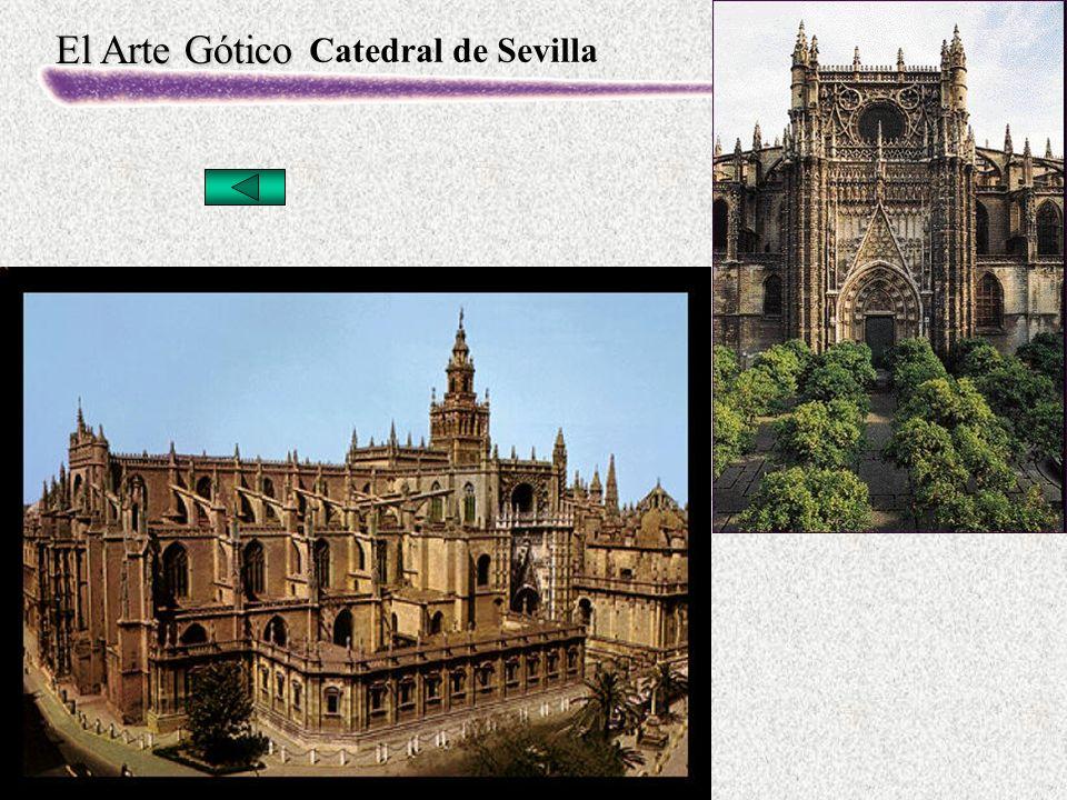 El Arte Gótico Catedral de Sevilla