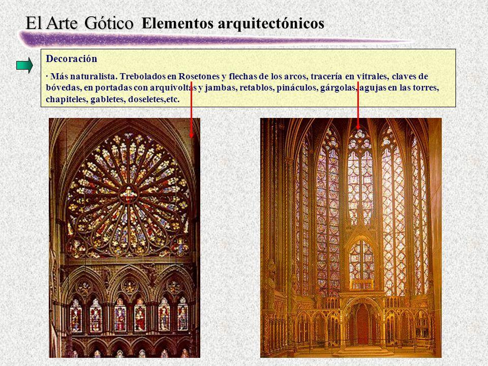 El Arte Gótico Catedral de Burgos Comentario