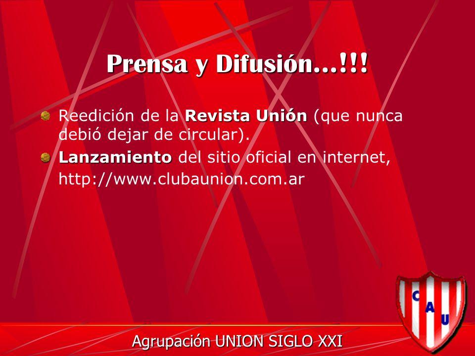 Prensa y Difusión...!!.