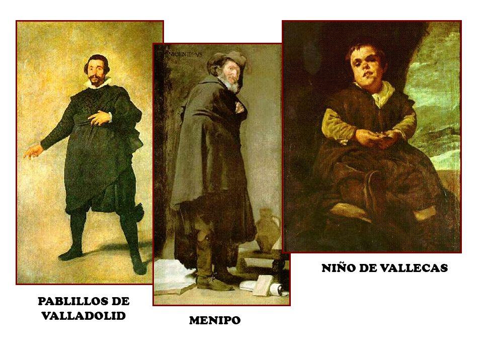 MENIPO NIÑO DE VALLECAS PABLILLOS DE VALLADOLID