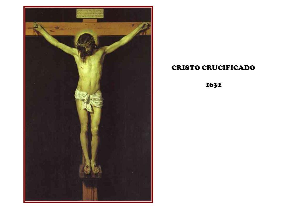 CRISTO CRUCIFICADO 1632