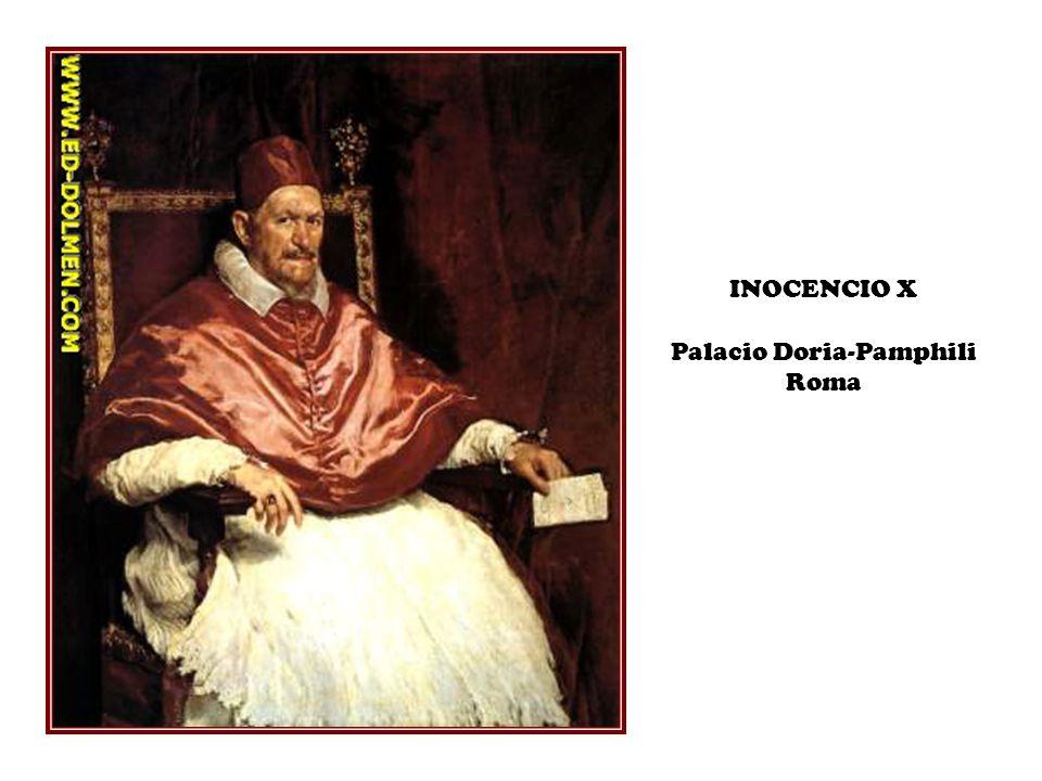 INOCENCIO X Palacio Doria-Pamphili Roma