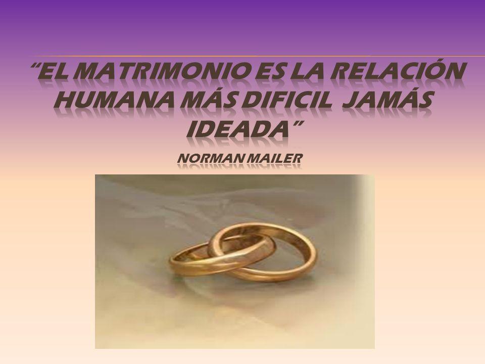 LA PALABRA DE DIOS NOS DESCUBRE ÓPTIMAMENTE LA FUENTE Y LA RAZÓN DE SER DEL MATRIMONIO.