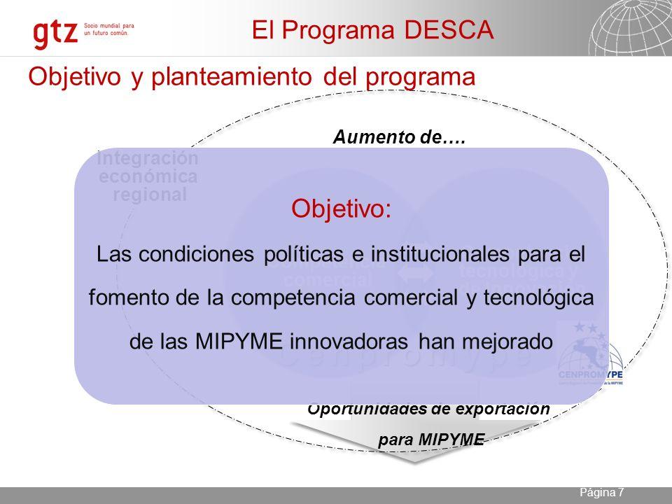 23.04.2014 Seite 7 Página 7 Cenpromype Aumento de….