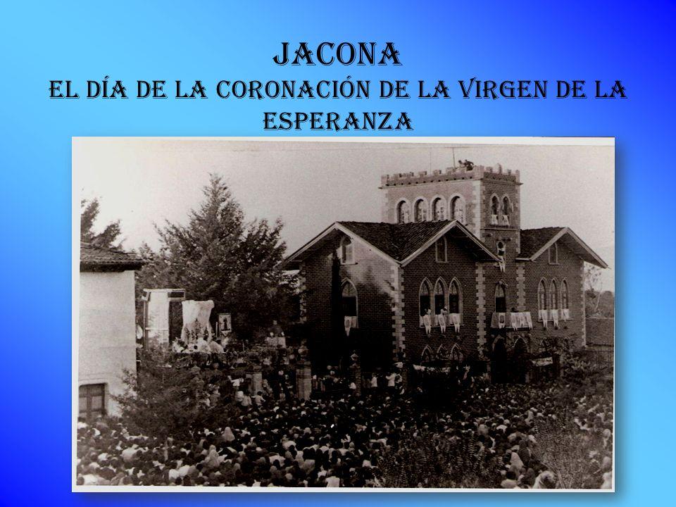 JACONA EL DÍA DE LA CORONACIÓN DE LA VIRGEN DE LA ESPERANZA