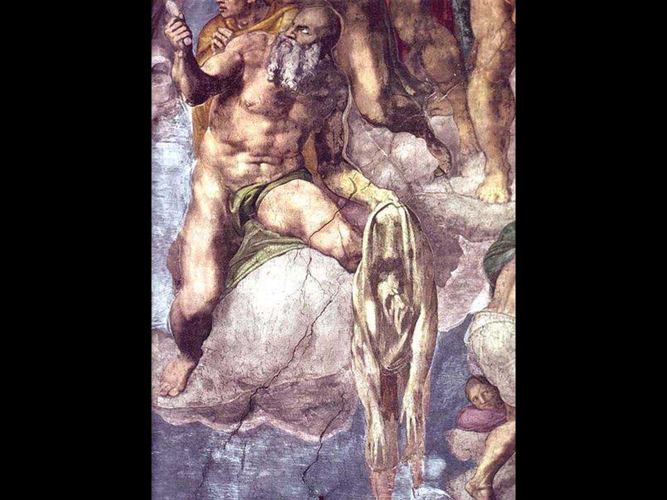 Daniele da Volterra 1509 – 1566 Se le recuerda por su asociación - para mal- con la obra de Miguel Angel. Daniele cubrió los genitales de El Juicio Fi