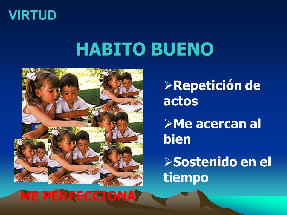 Prudencia Esperanza Flexibilidad Comprensión Lealtad Audacia Humildad Optimismo ValorPeríodo sensitivo 16 a los 18 años