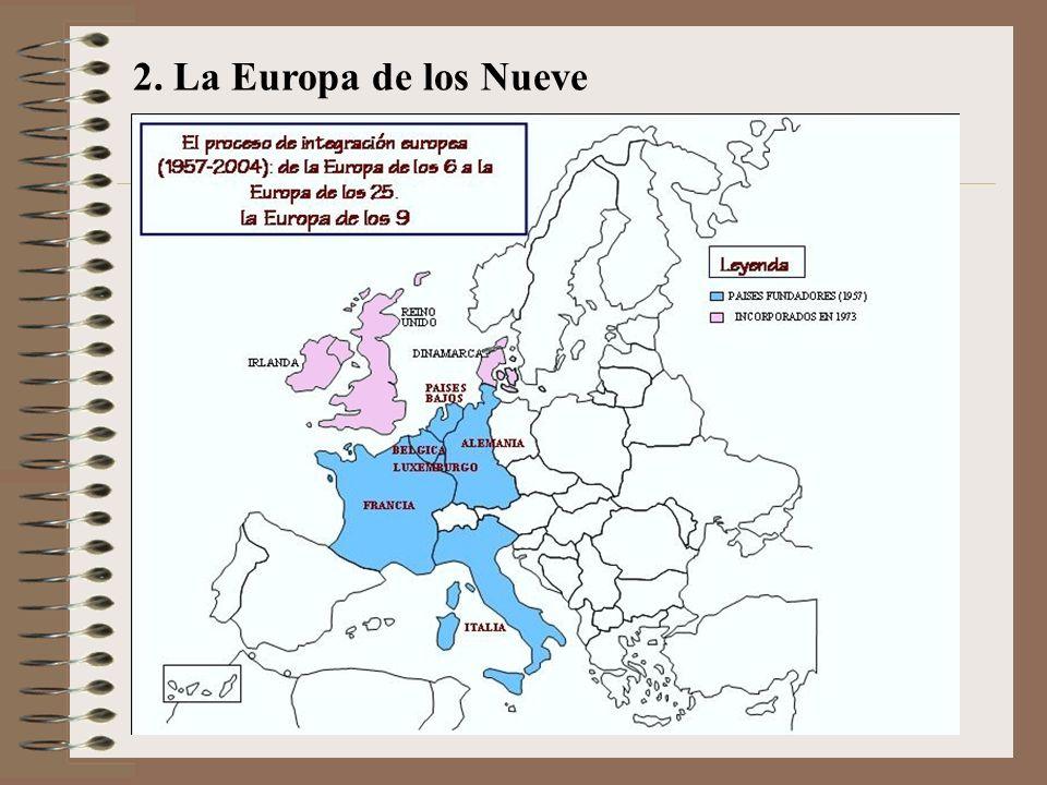 2. La Europa de los Nueve