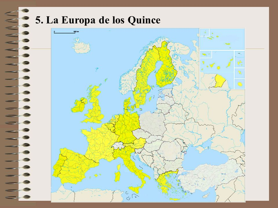 5. La Europa de los Quince