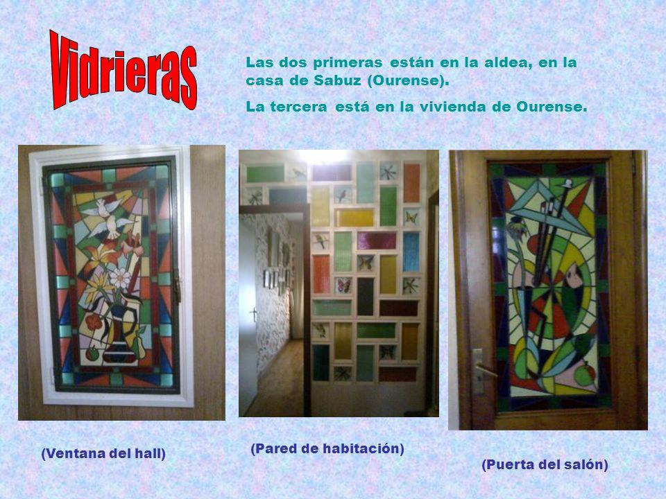 José Antonio y Francisca (sus padres) (1944) Tres autorretratos (1938)(1957)(1971)