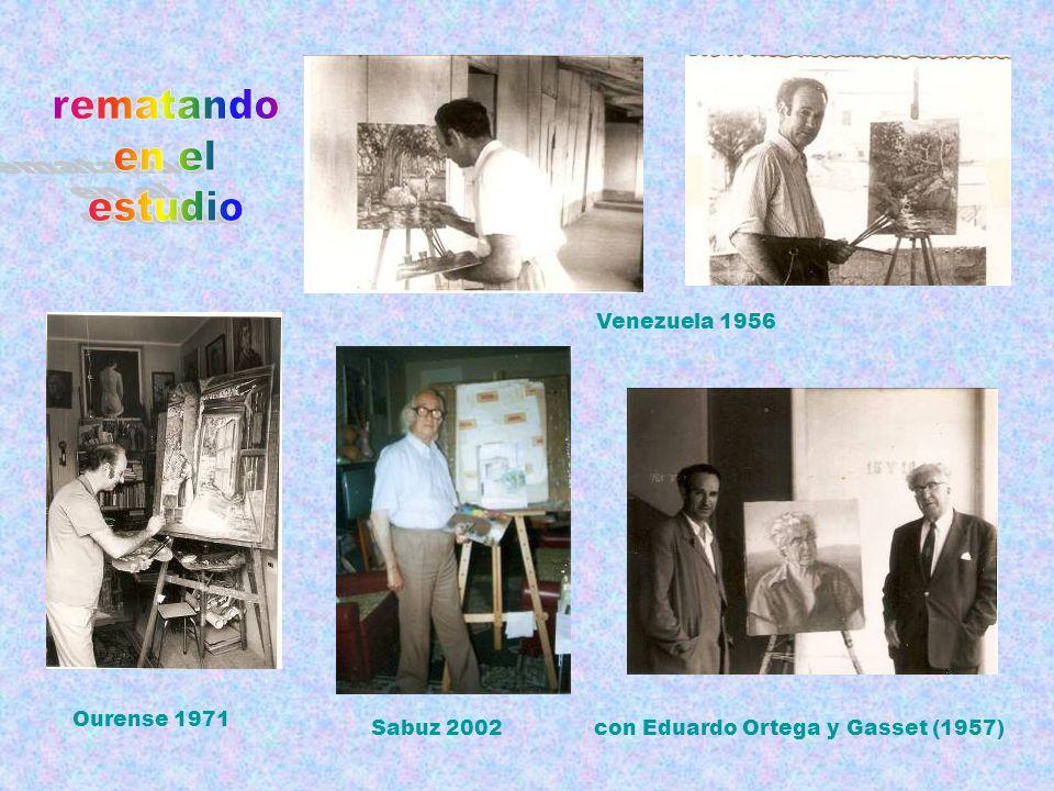 Las dos primeras están en la aldea, en la casa de Sabuz (Ourense). La tercera está en la vivienda de Ourense. (Ventana del hall) (Pared de habitación)