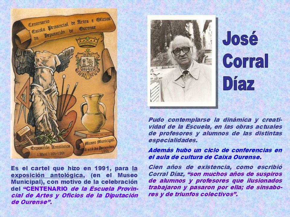 Esta es la referencia biográfica y técnica que aparece en la palabra correspondiente de la Enciclopedia Galega Universal (ed.IR INDO). Se puede ver ta