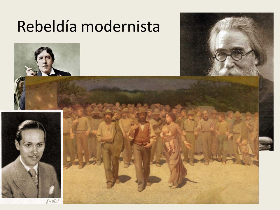 Rebeldía modernista