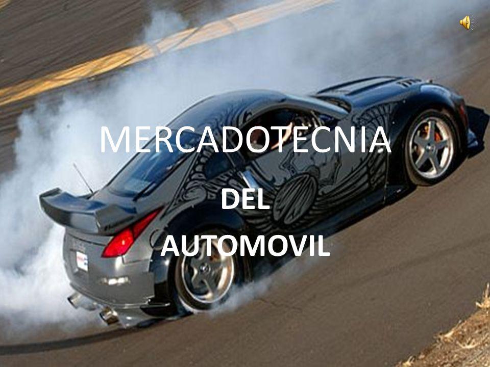 MERCADOTECNIA DEL AUTOMOVIL