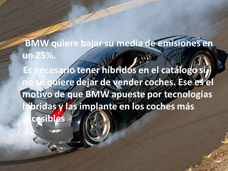 Habrá BMW Serie 3 híbrido