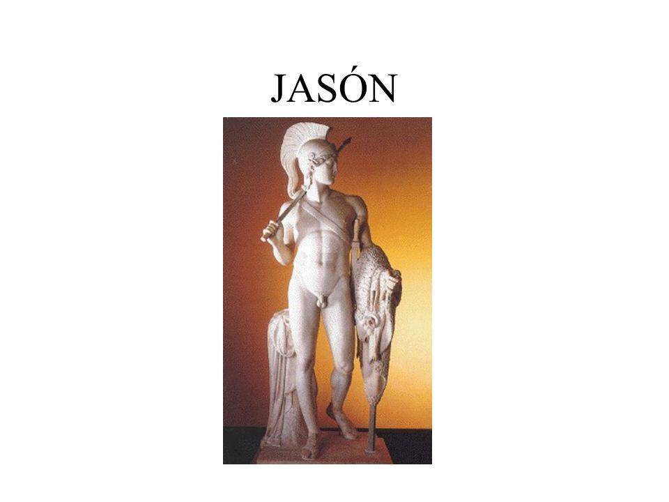 ...en cambio a su hijo se lo llevó,aún muy pequeño, para que fuese cuidado en la cueva de Quirón...