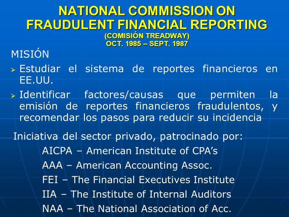 Salvaguarda, integridad y confiabilidad de la información financiera y operativa.