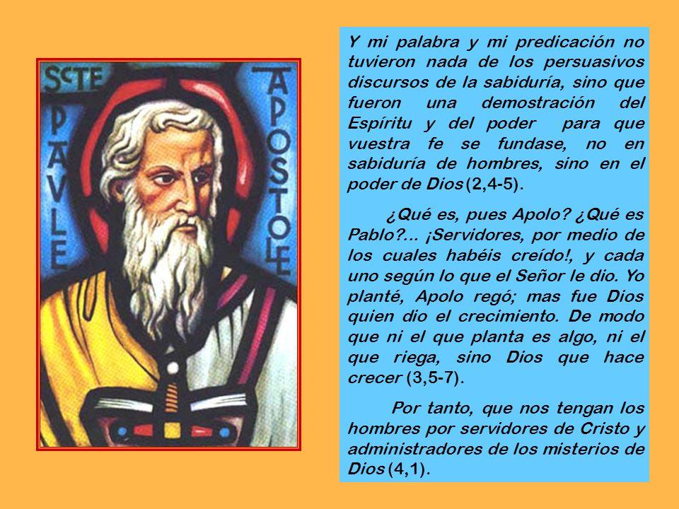 b. Las cartas de Pablo tampoco son tratados sistemáticos de teología, pero ofrecen igualmente abundantes alusiones a la actividad apostólica de la Igl