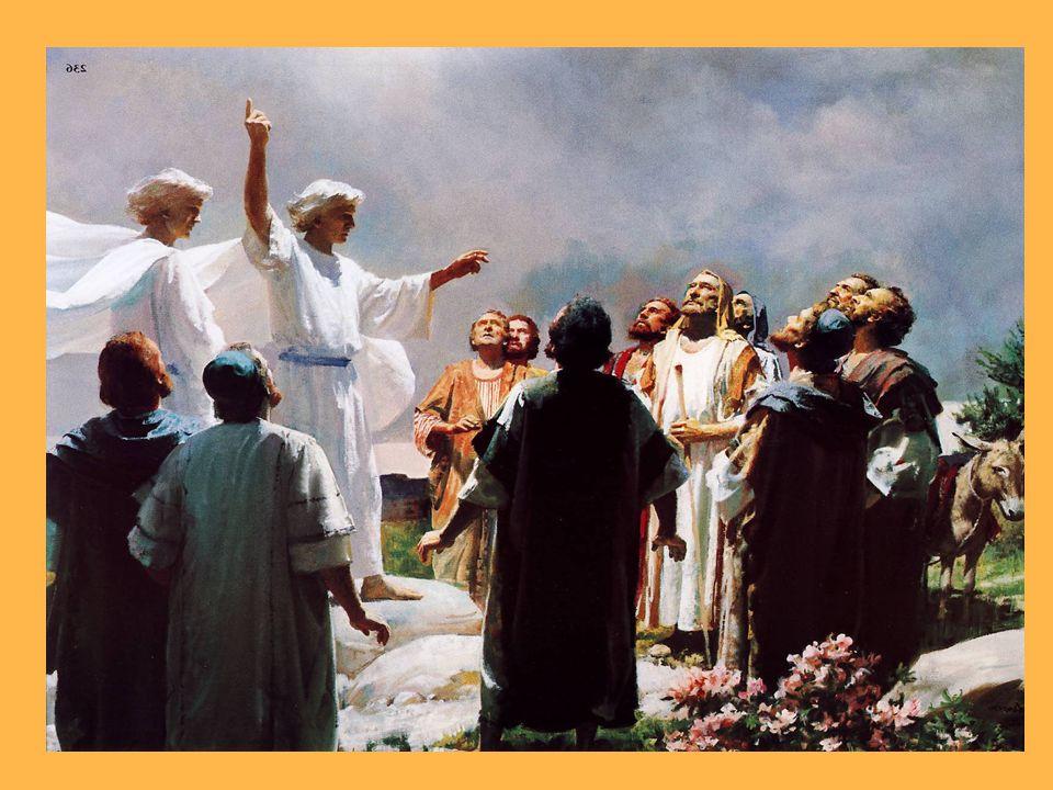 * Jesús resucitado envió al grupo de los Doce como testigos cualificados de su obra con el encargo de invitar a su convocatoria (Iglesia) de salvación