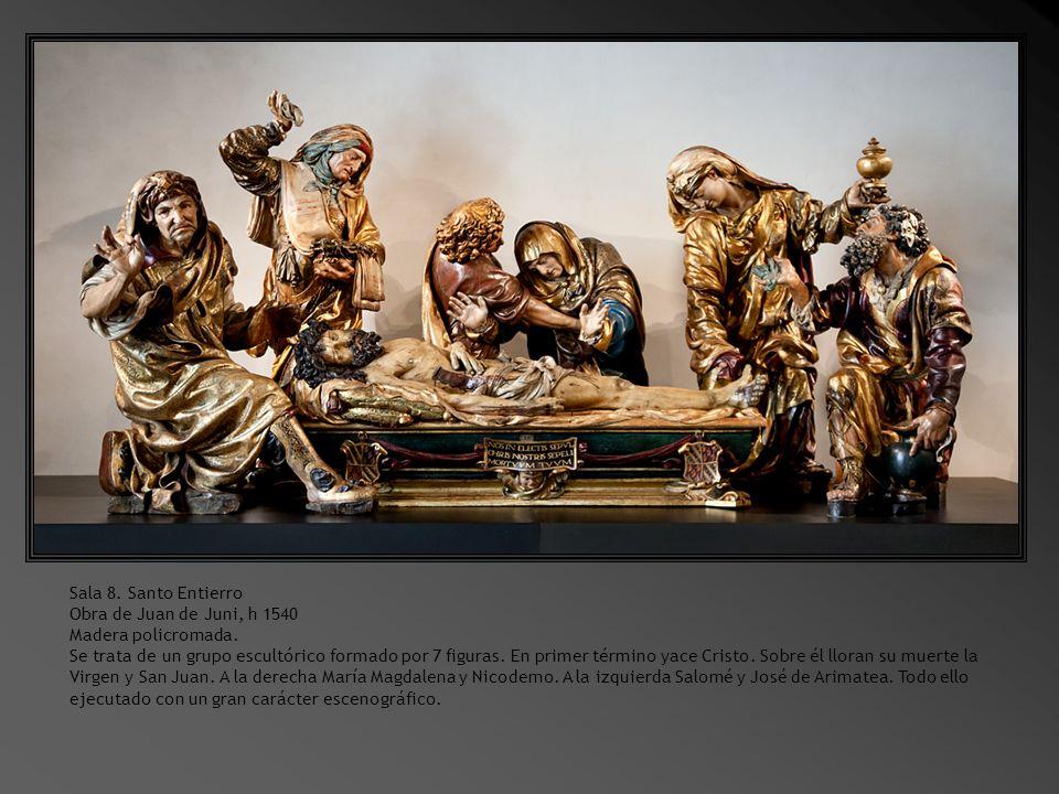 Sillería de San Benito el Real Andrés de Nájera y otros.