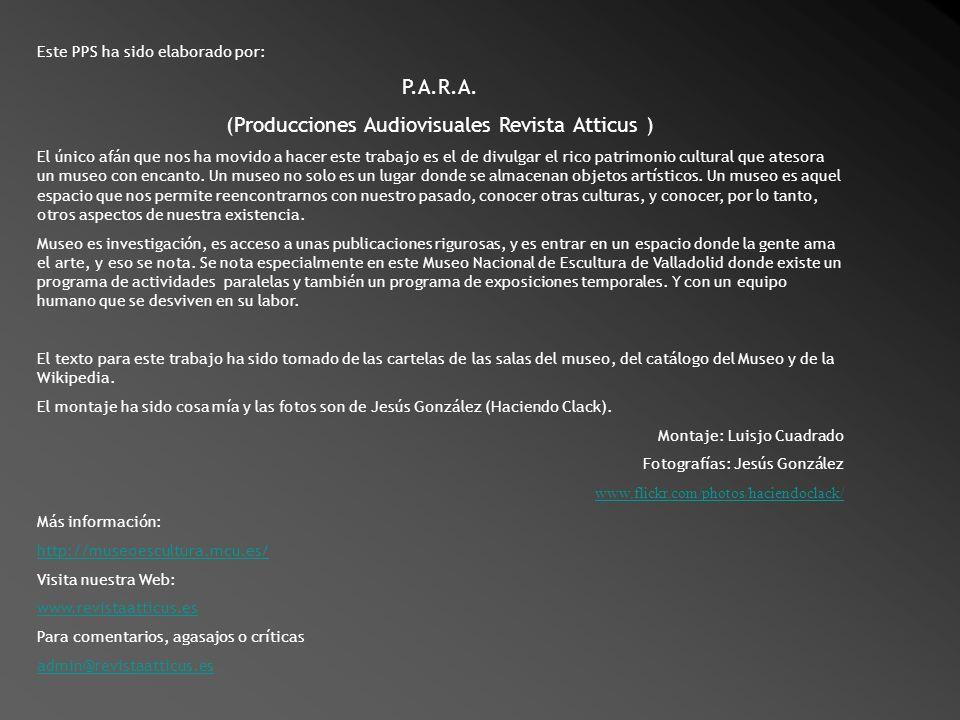 A finales de febrero de 2012 acogerá los fondos de lo que fue el Museo de Reproducciones Artísticas.