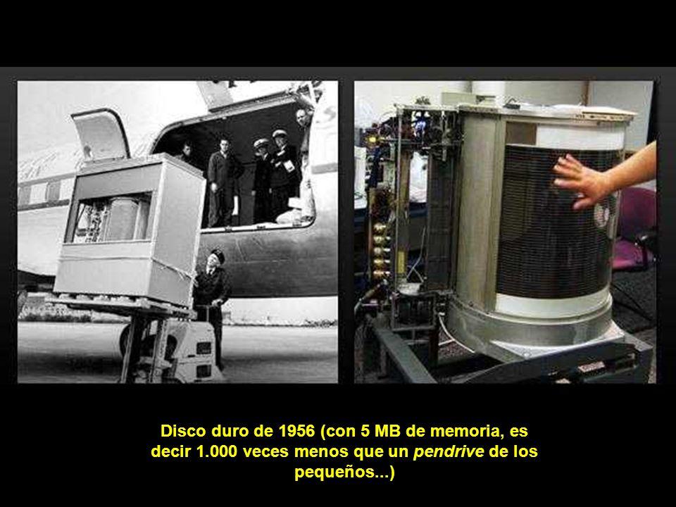 Ordenadores IBM 650 (1954)
