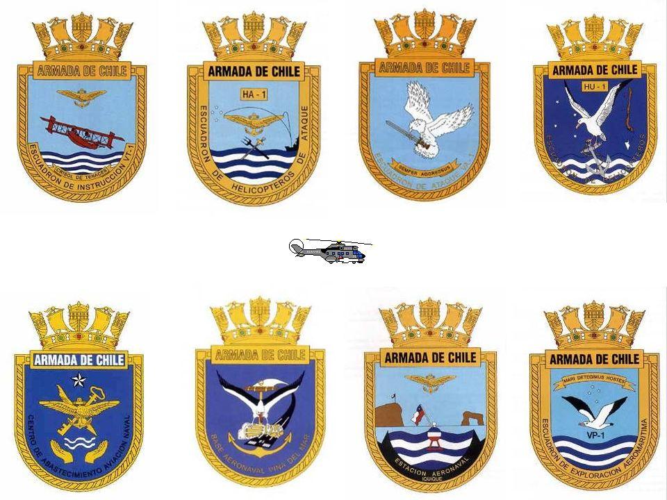 1.- Los Sikorsky y el Escuadrón Antisubmarino: A principios de la década de los 60 llega nuevo material a la Aviación Naval en virtud de un acuerdo con los EE.UU, incorporándose dos helicópteros Sikorsky SH-34J, aeronaves de avanzado desarrollo tecnológico para la época y que contaban con capacidad de lucha antisubmarina, los primeros medios aéreos con capacidad ofensiva con que contó la Armada desde 1930.