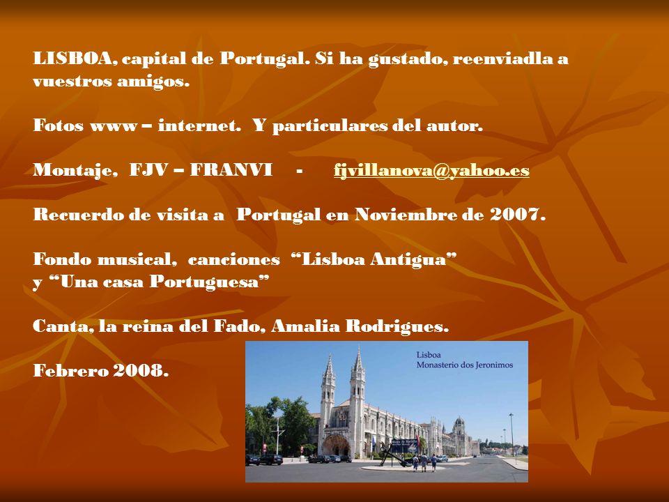 Palacio de Belem, residencia Presidente de la Repúbica de Portugal