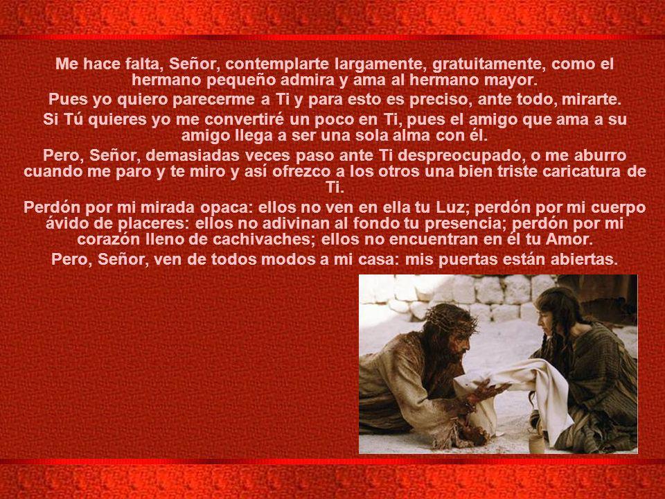 VI ESTACIÓN: LA VERÓNICA ENJUGA EL ROSTRO DE JESÚS Llevamos siempre en nuestro cuerpo la mortificación de Jesús, para que la vida de Jesús se manifieste en nuestro cuerpo.