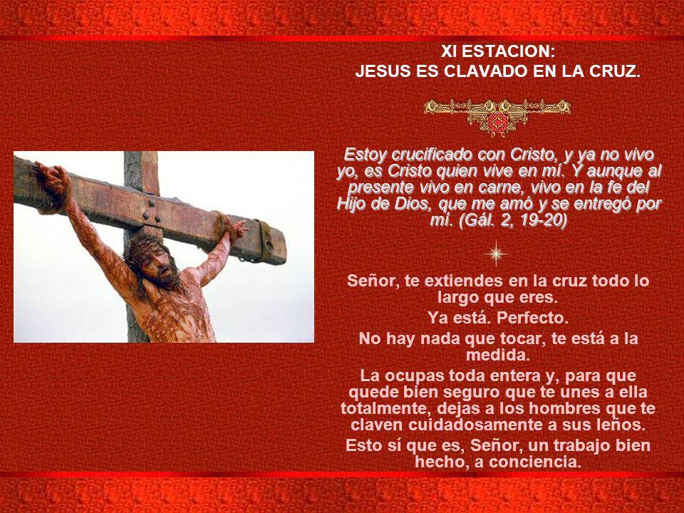 Así, Señor, yo debo, poco a poco, hacer morir en mi vida todo aquello que no sea fidelidad a tu voluntad.