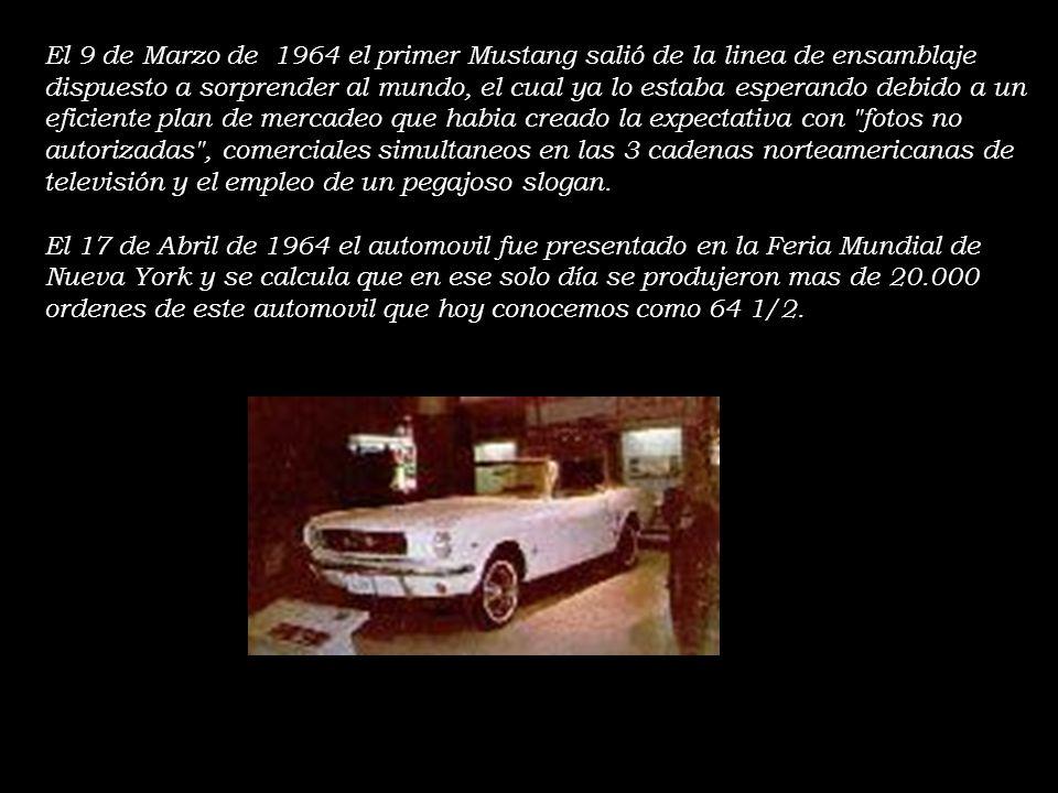 En la foto anterior se aprecia el prototipo que nació de aquel comité, este auto era mas de carreras que de calle ya que aceleraba de 0 a 100 Km/h en
