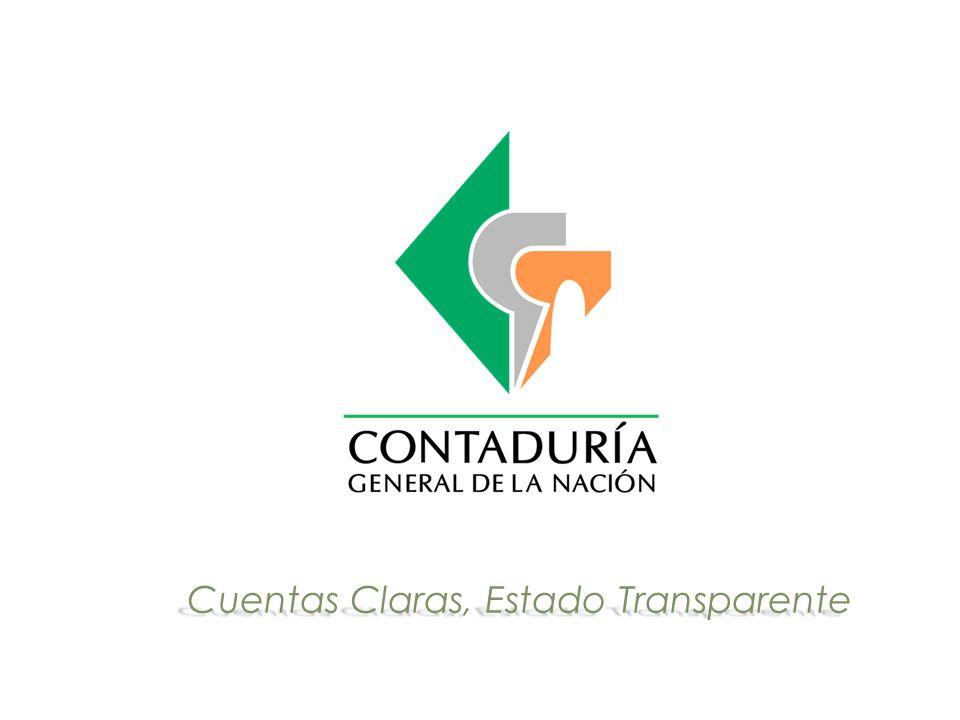 Cuentas Claras, Estado Transparente
