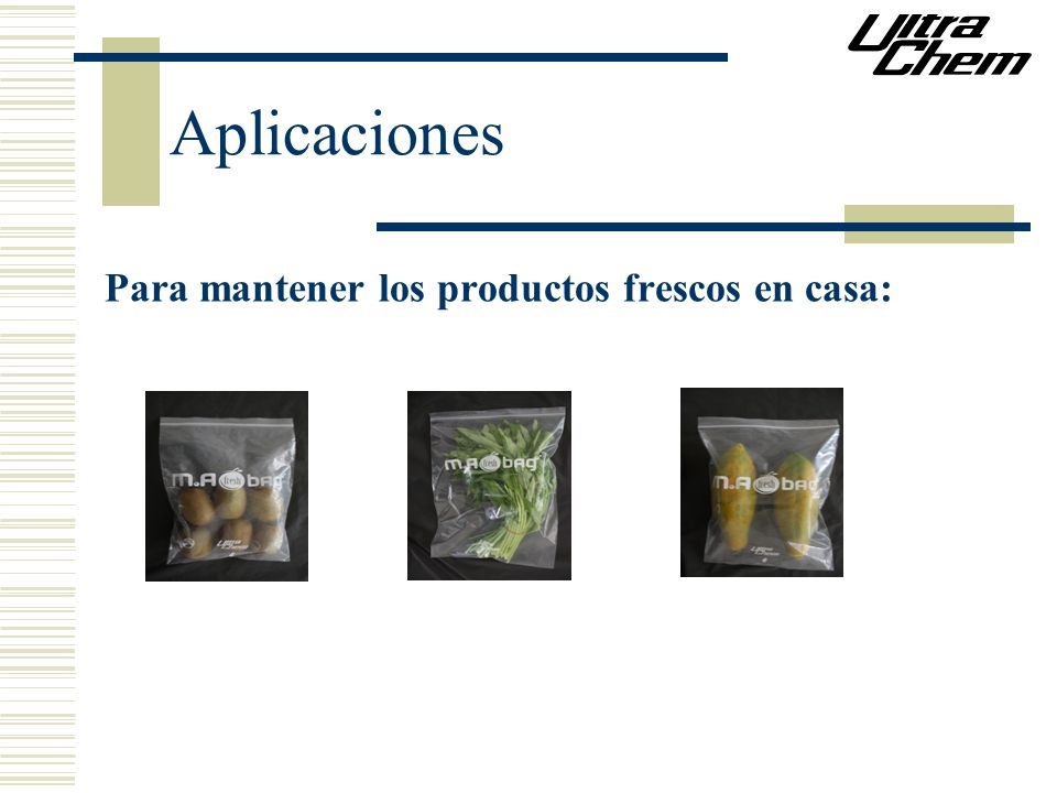 Aplicaciones Para mantener los productos frescos en casa: