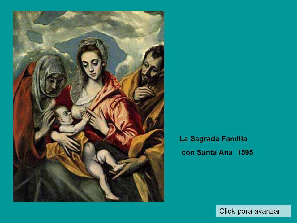 Click para avanzar La Santa Faz 1594