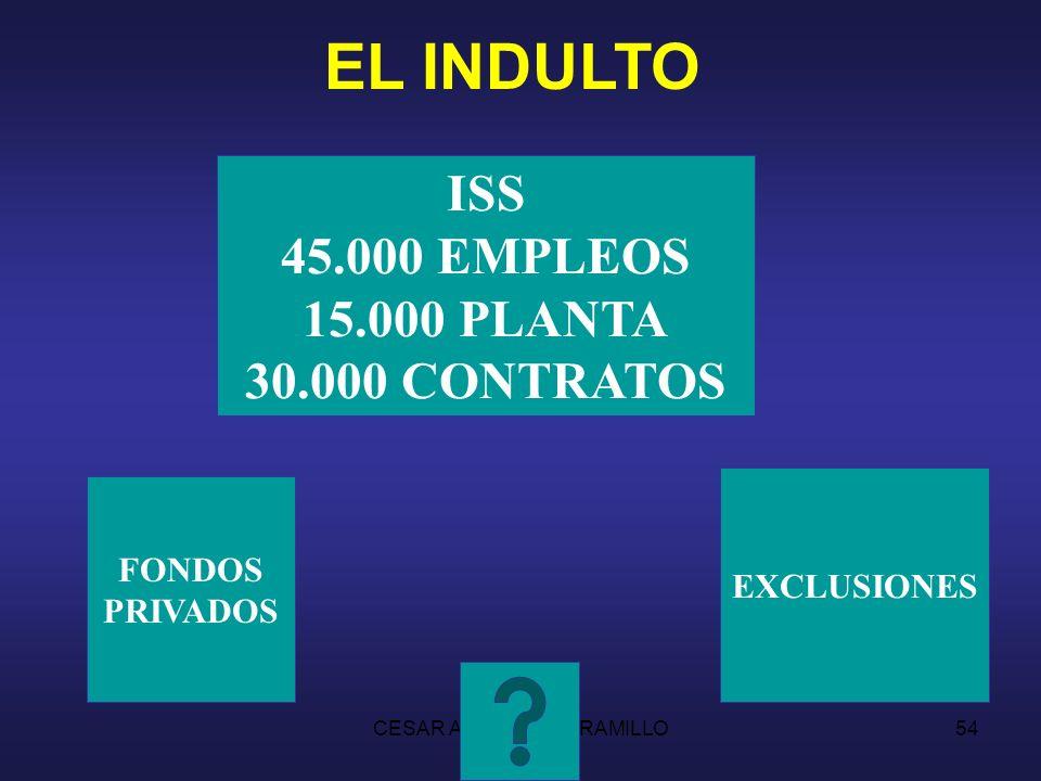 CESAR AUGUSTO JARAMILLO HOYOS 53 PROYECTO 155 PRESENTADO POR EL GOBIERNO SOLO PENSIONES INTEGRAL SOCIALDEMOCRATA