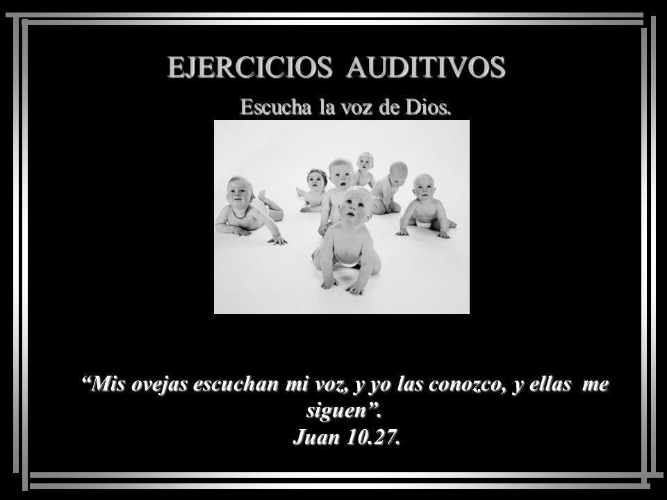 EJERCICIOS PARA LAS MANOS Únelas diariamente para una oración especial.