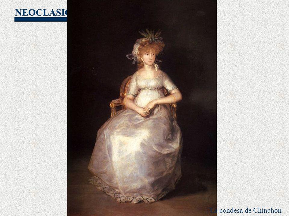 Goya Moratín Jovellanos La condesa de Chinchón