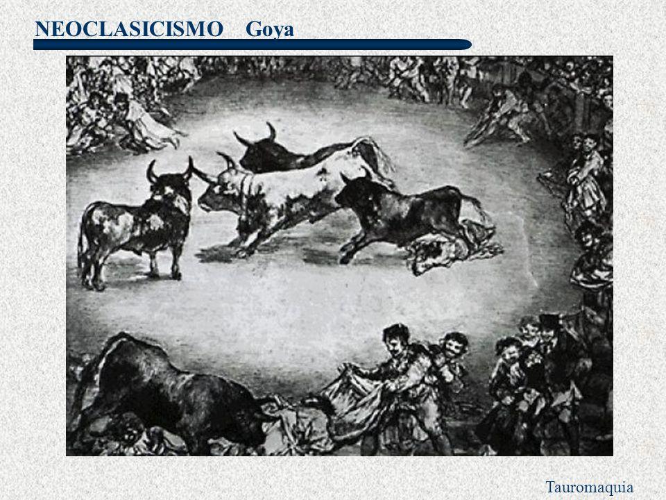 NEOCLASICISMO Goya 2.