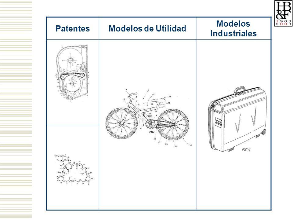 PatentesModelos de Utilidad Modelos Industriales