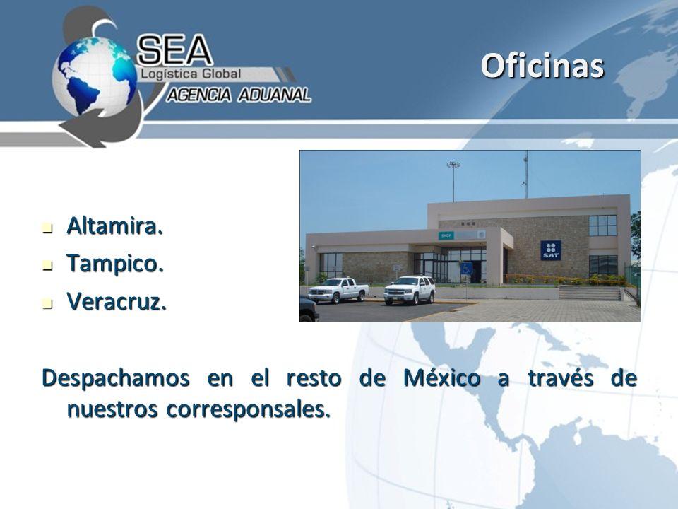 Oficinas Altamira.Altamira. Tampico. Tampico. Veracruz.