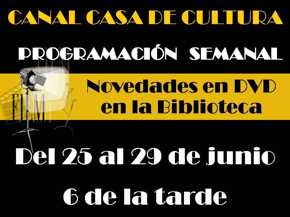 Lunes, 25 de junio NOVEDADES EN DVD EN LA BIBLIOTECA Sinopsis: Madrid, 1808, los tiempos andan revueltos porque, con pretexto de su marcha hacia Portugal, las tropas de Napoleón han entrado en España.