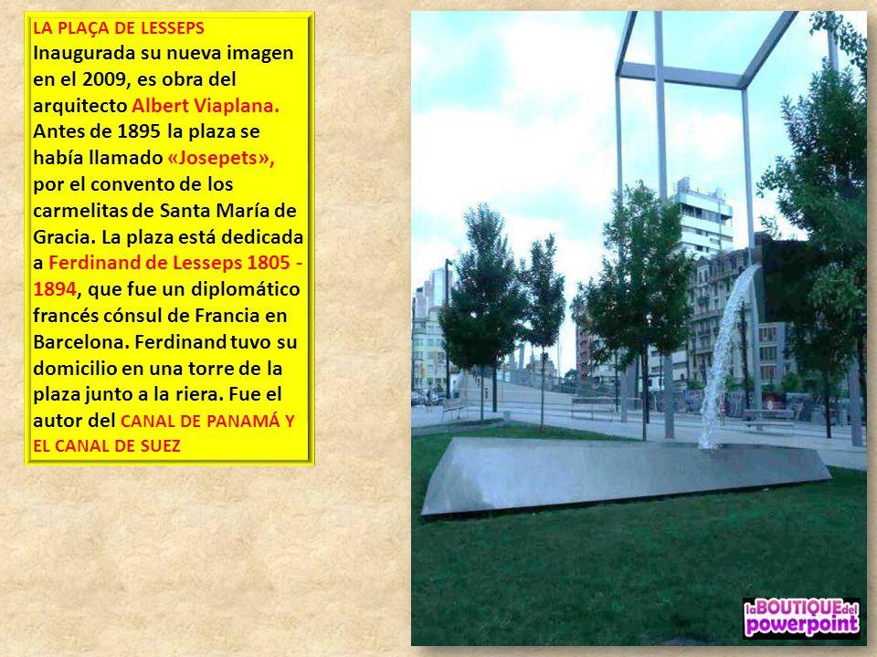 L ´ESGLÈSIA DE JOSEPTS (Siglos XVI-XVII) Existente desde los orígenes de Gracia, se encuentra en la parte alta de la plaza. Es el edificio más antiguo