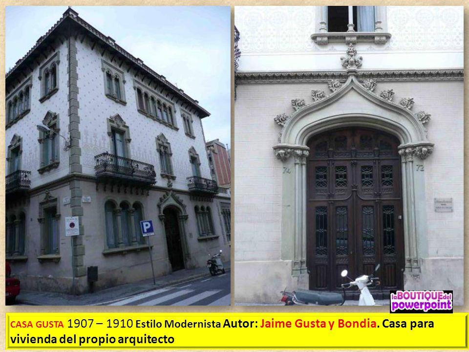 Escultura Font de la CAPUTXETA VERMELLA obra de Josep Tenas i Avilés 1921 que esta en el Ps. Sant Joan con la calle Rosellón