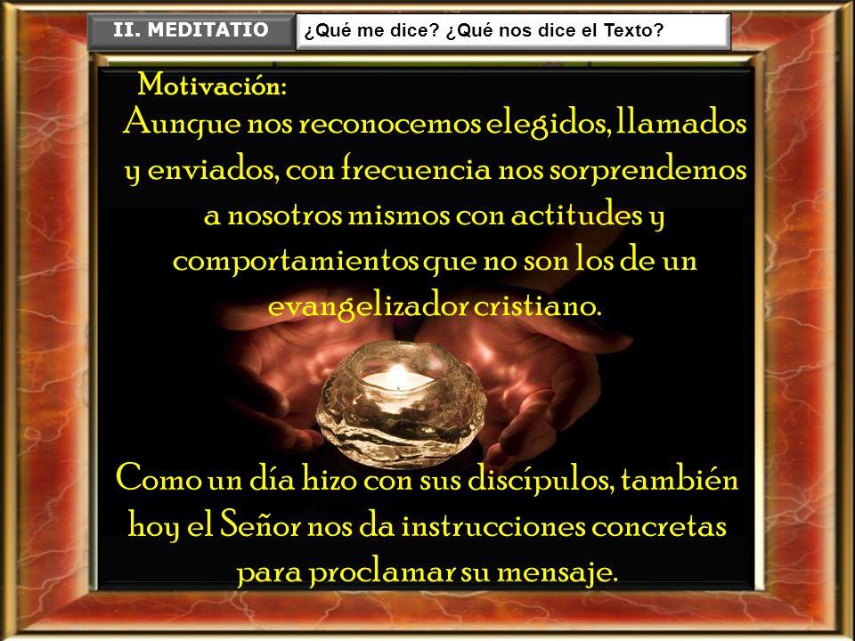 Una vez que son enviados, ¿qué acciones realizan los apóstoles?