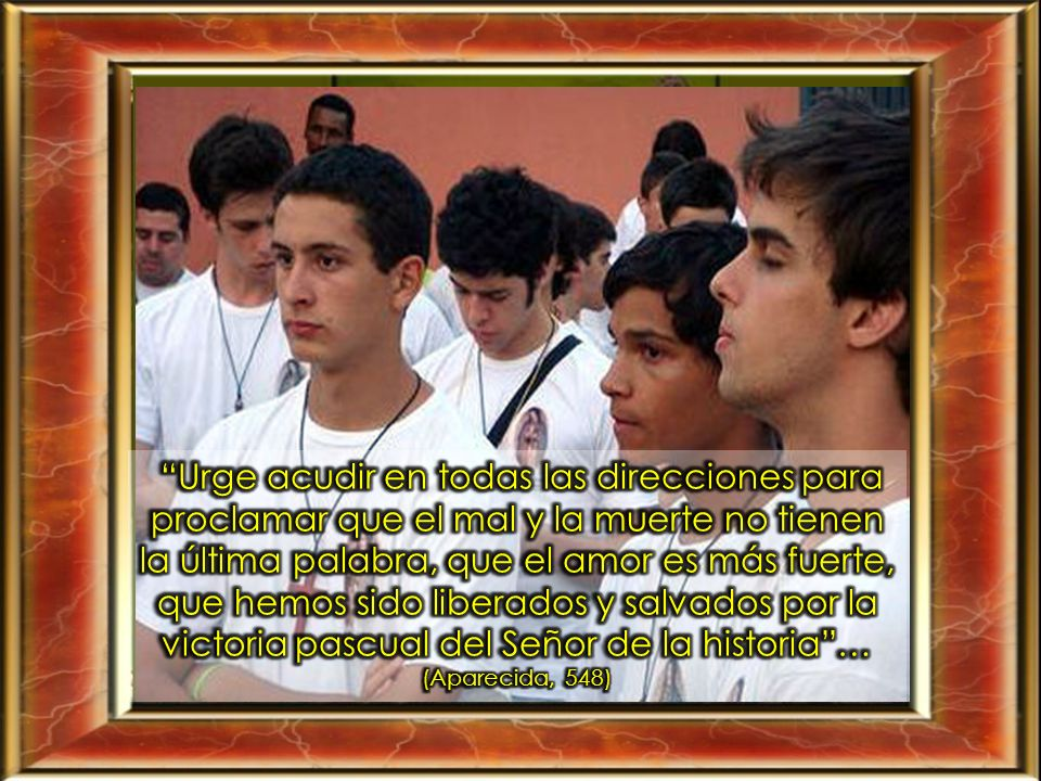 ¡Qué! ¡Hacernos..., no me atrevo a decirlo.... sí: evangelizar a los pobres es un oficio tan alto que es, por excelencia, el oficio del Hijo de Dios!