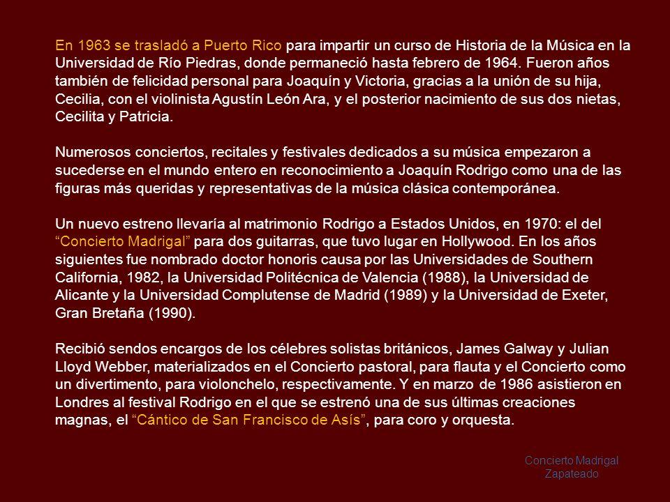 Fue distinguido además, en 1945, con la Encomienda de Alfonso X el Sabio.