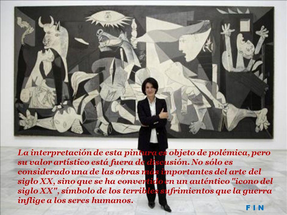 La interpretación de esta pintura es objeto de polémica, pero su valor artístico está fuera de discusión. No sólo es considerado una de las obras más
