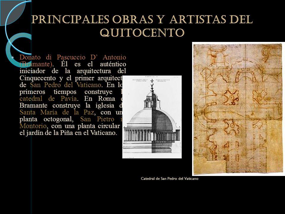Catedral de Pavía Santa María de la Paz, plantaSanta María de la paz San Pietro in Montorio, planta San Pietro in Montorio