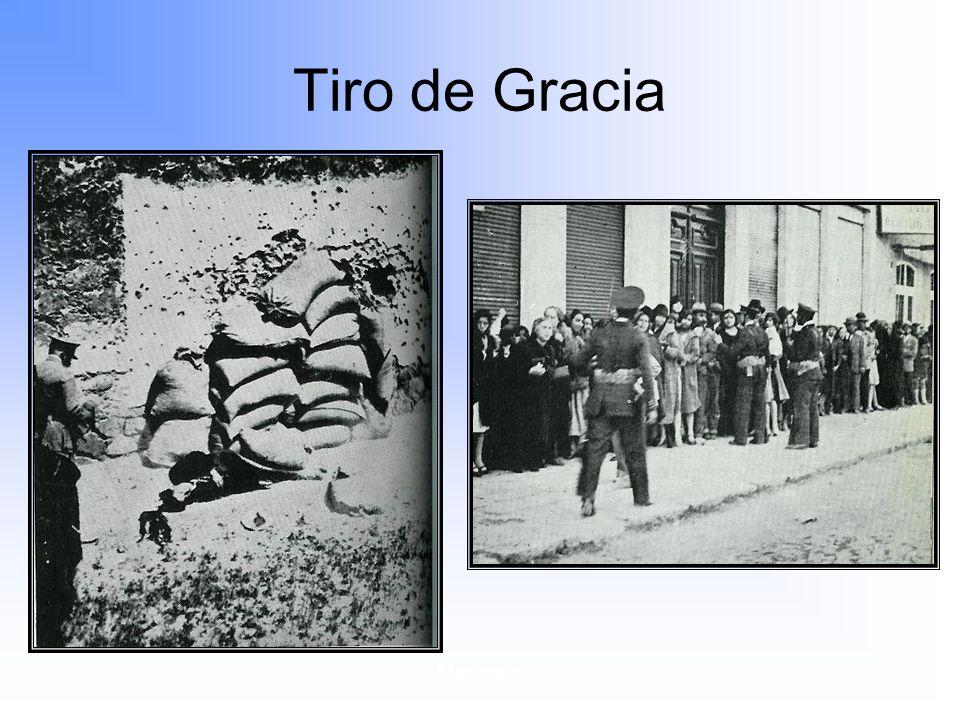 Maximato Tiro de Gracia